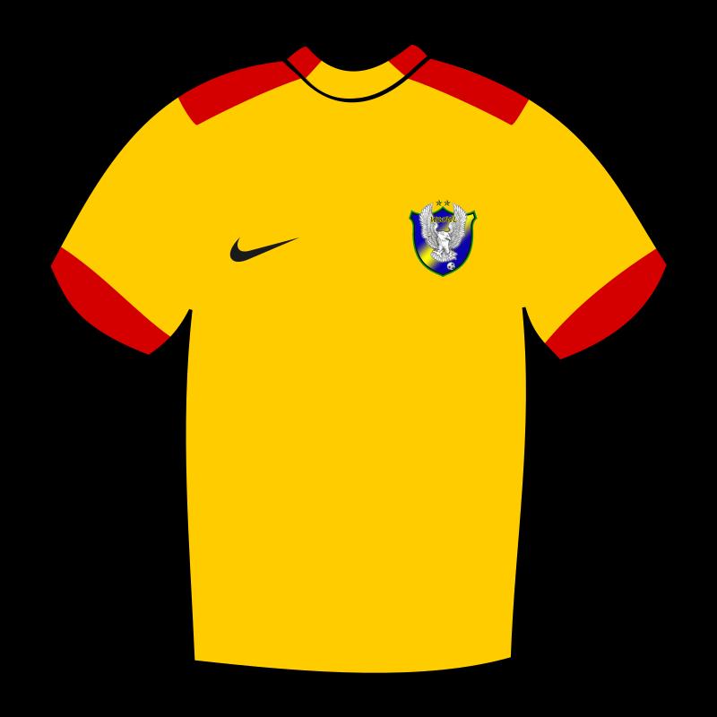 Koszulka, sezon 2
